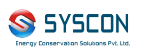 SYSCON ENERGY CONSERVATION SOLUTIONS PVT.LTD.